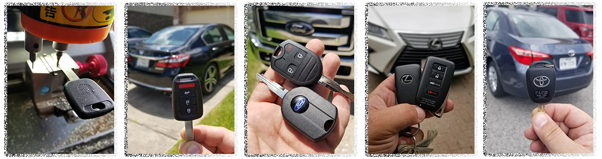 car key replacement Houston