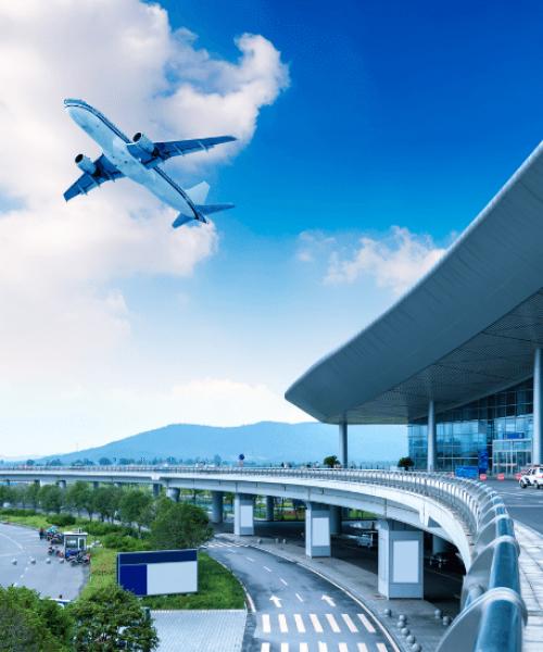 energu corridor - airport