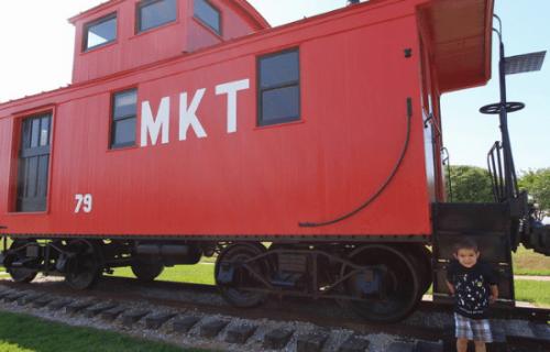 HOU Locksmith -Katy Locksmith -MKT caboose in Katy ,TX